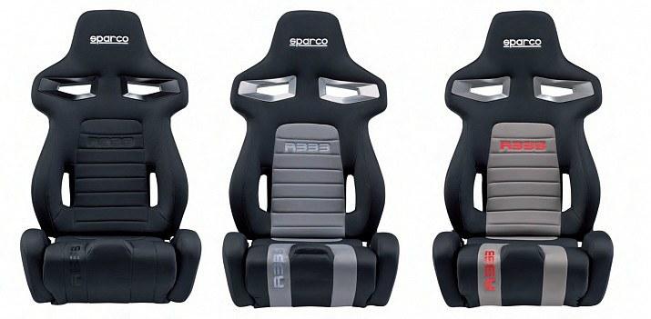 Fotel Sparco R333 Forza - GRUBYGARAGE - Sklep Tuningowy